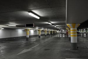 Iluminación Led de Parkings y Garajes